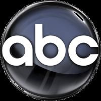 abc television network logo