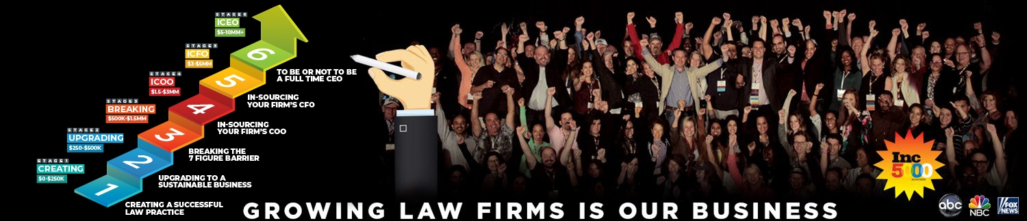 Growing Law Firms Is Our Business