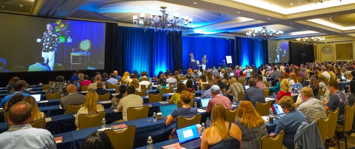 successful lawyers intently learning at htm live quarterly meeting event