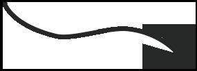 curvy arrow pointing to testimonials