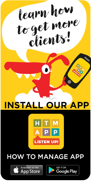 get the htm app download links