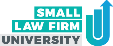 small law firm university logo