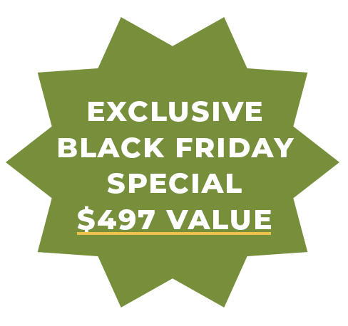exclusive black friday special value $497