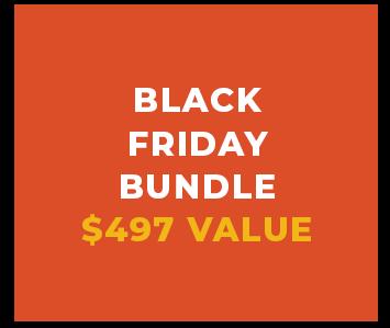 black friday bundle $497