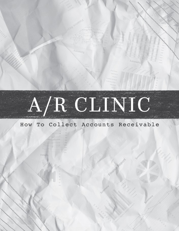a/r clinic how to collect accounts receivable