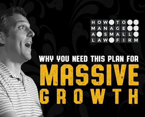 why you need this plan for massive growth